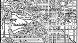 Melbourne's History timeline