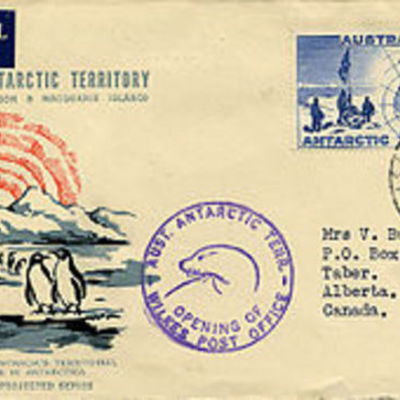 Historical Timeline of Australia's Antarctic Expeditions