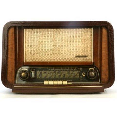 Primeras emisiones de radio