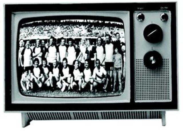 Primera emisión de televisión