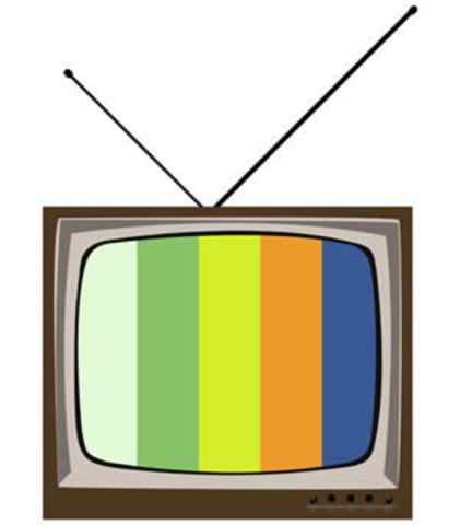 Se desarrollaron los primeros experimentos de la transmisión de imágenes en color.