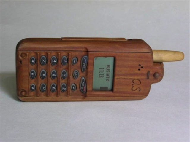 Creación de los telefonos moviles-celulares