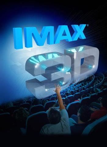 "Sistema 3D en la cinematografia ""IMAX 3D"""