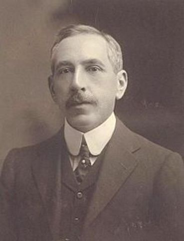 William Morris Hughes becomes the 7th Prime Minister of Australia