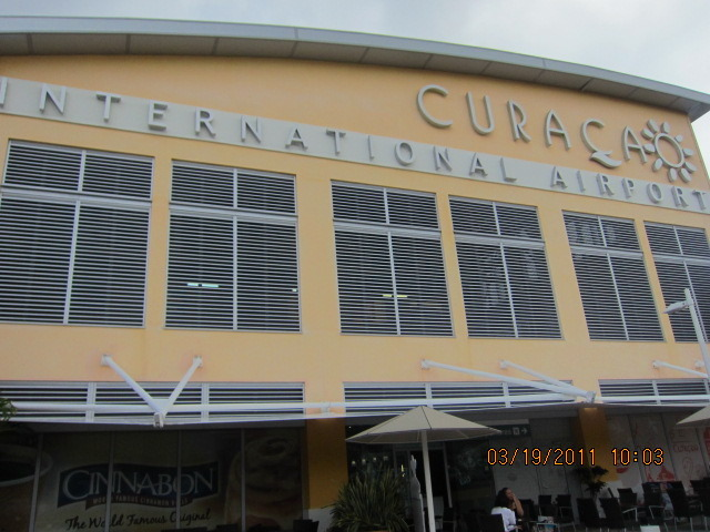 Moved to Curacao