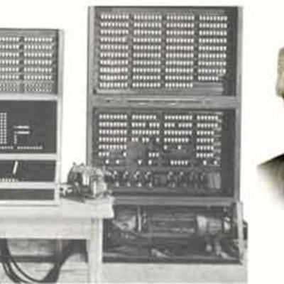Generaciones de la computacion timeline