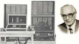 Antecedentes Historicos de la Computacion timeline