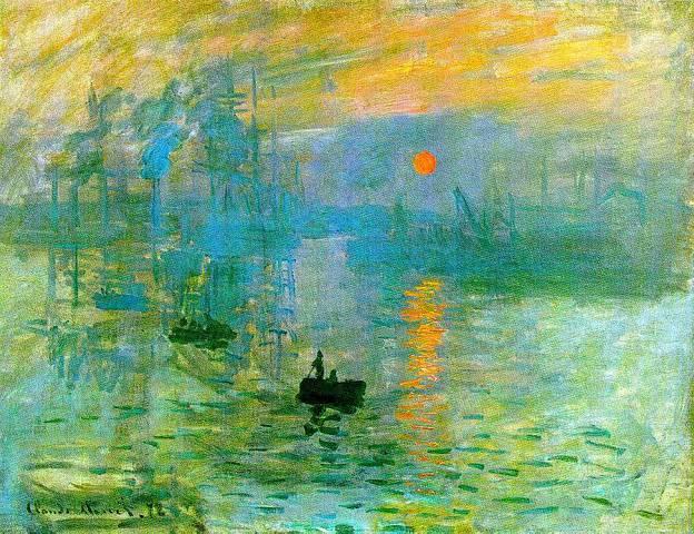 Monet, Manet, Degas