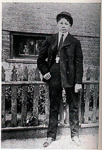 Louis Chauvin