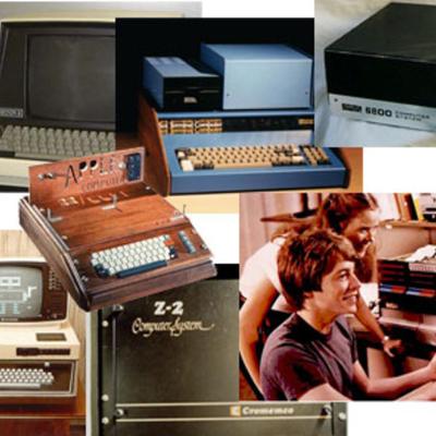 Generaciones de las computadoras Ortega Trujillo Y. 140B  timeline