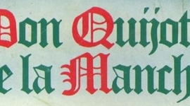 Don Quiote de la mancha timeline