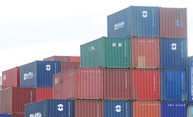 Container tax unlikely