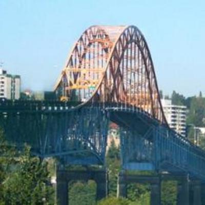 Pattullo Bridge history timeline