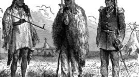 Native American Indians timeline