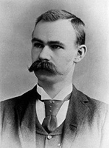 Estadístico estadounidense Herman Hollerith