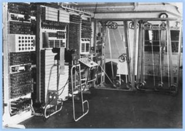 Ordenadores Electronicos (El Colossus)