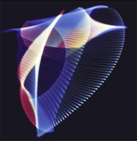 creacion de los oscilones o abstracciones electrónicas