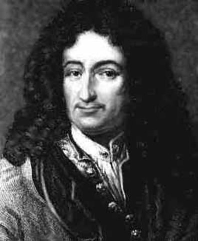 Gottfried Wihelm Leibniz