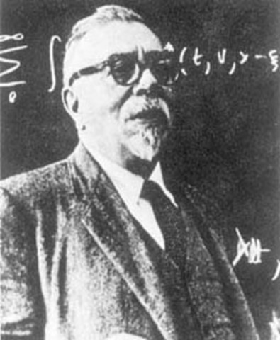 Nacimiento de la cibernetica por Norbert Wiener
