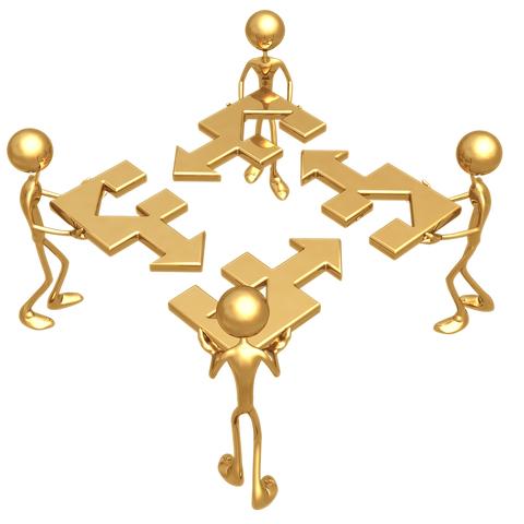 Las organizaciones utilizan la informatica con el fin de automatizar tareas administrativas repetitivas.