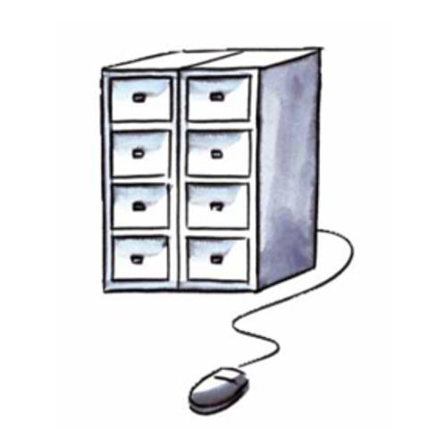 Las primeras bases de datos se enfocan en la INTEGRACION de la informacion para que esta sea coherente y adecuada.