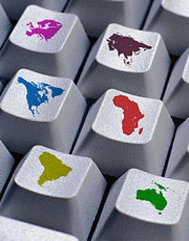 Se empieza hablar de Globalizacion, mercados interconectados.