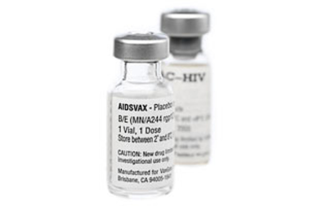 Vacuna contra el SIDA