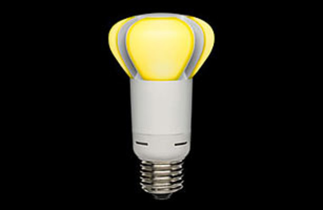 Bombilla LED (10 millones USD)