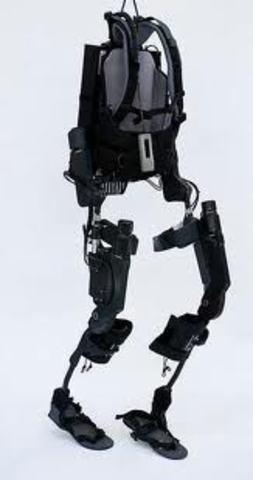 Exoesqueleto eLegs