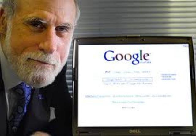 Vint Cerf y Kahn publican su propuesta para un protocolo de comunicación,el TCP/IP.