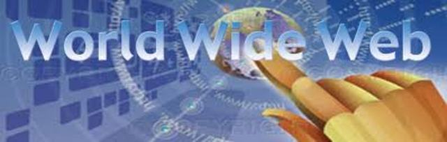 Tim Berners Lee da a conocer la World Wide Web o Telaraña Mundial