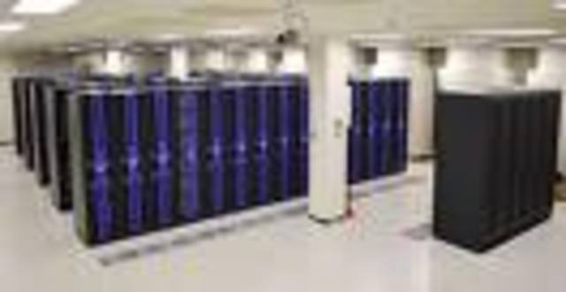 Creación de columna vertebral mediante super computadores