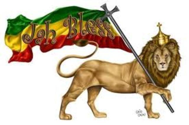 visita de Emperador Hailè Selassiè