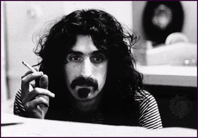 beginnings with frank zappa