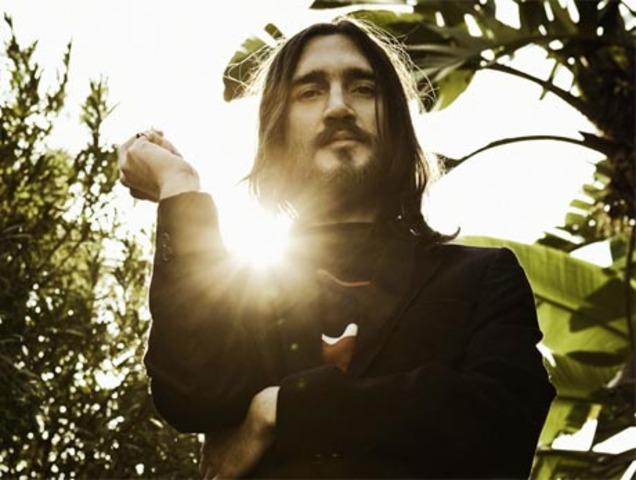 Frusciante's second departure