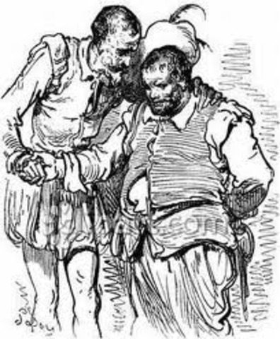 Sancho le dijo a Don Quijote que se quería volver a casa