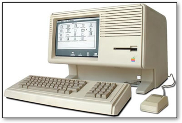 Apple releases a GUI