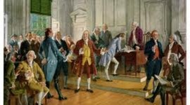 Ideas that Influenced the Formation of American Government timeline
