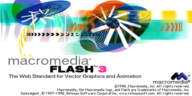 Macromedia Flash Player 3