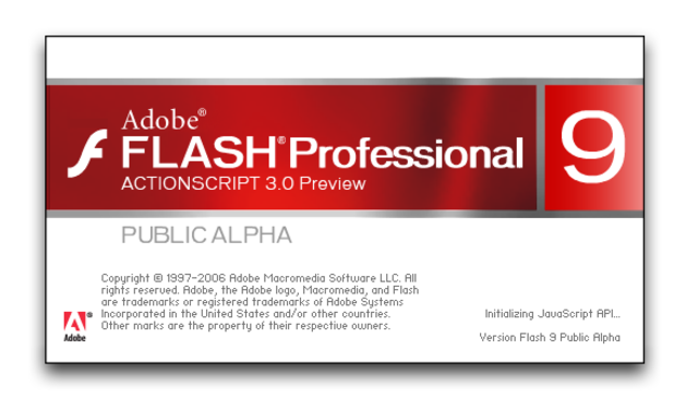 Adobe Flash Player 9