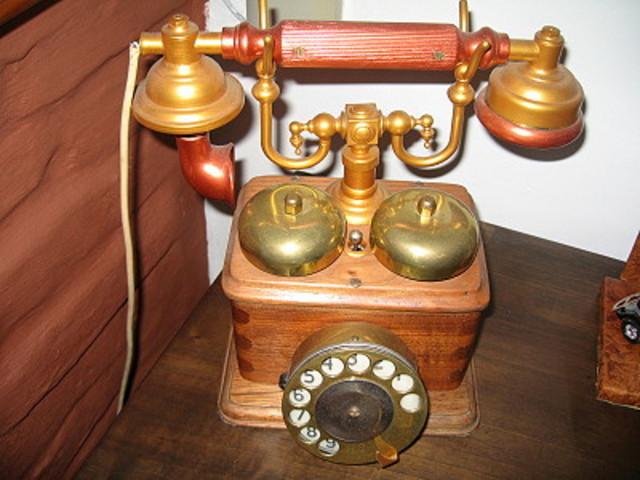 telefono en el porfiriato