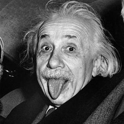 """ALBERT EINSTEIN """"CENTURY MAN"""" timeline"""