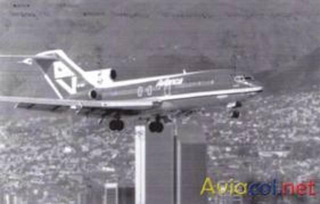 Flight 203 bombing