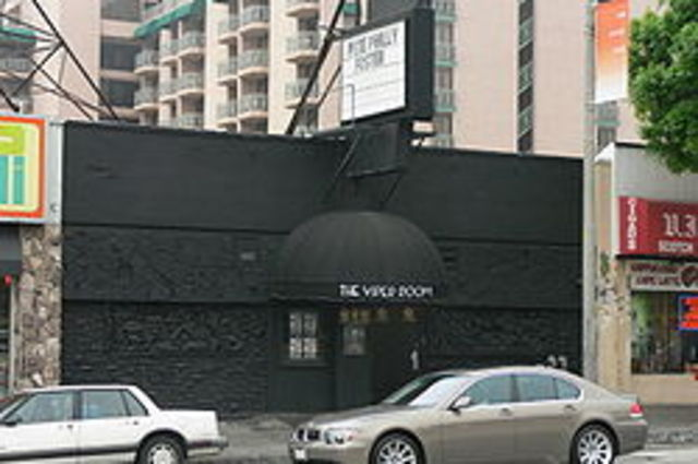 """Johnny Depp is co-owner of the famous bar """"The Viper Room"""""""