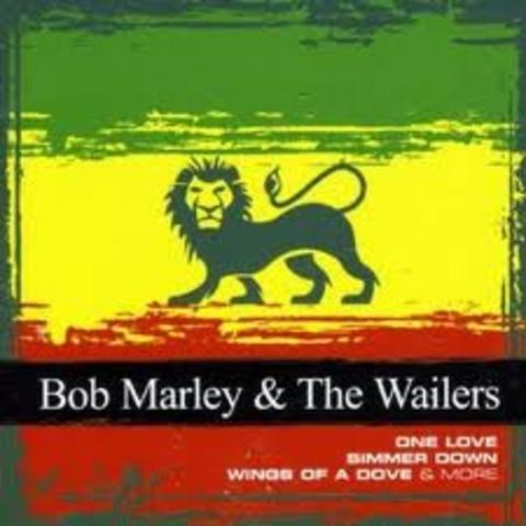 """Bob Marley And The Wailers"""