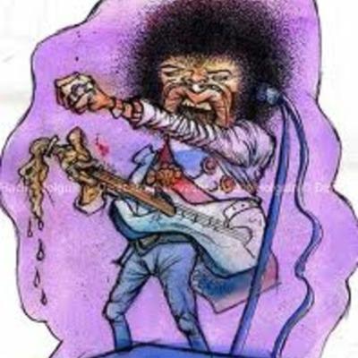Jimmy Hendrix timeline