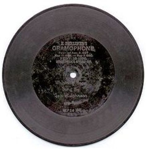 Gramohone Disks