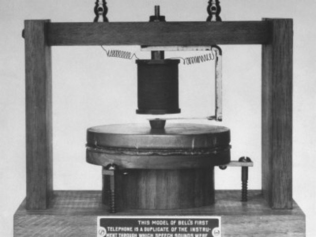 Alexander Graham Bell Issued a Patent For the Telephone.