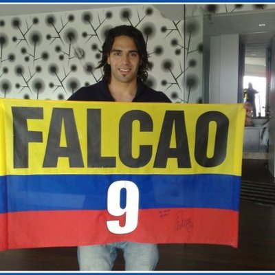 Radamel Falcao Garcia Zarate ''Tiger''. timeline