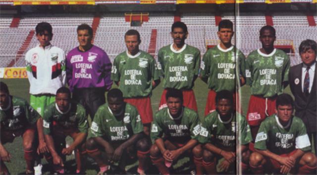 Laceros Boyaca team